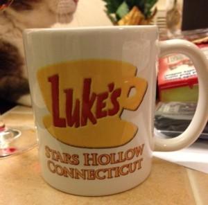 Lukes mug